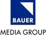 Bauer Media Group Blau-Schwarz